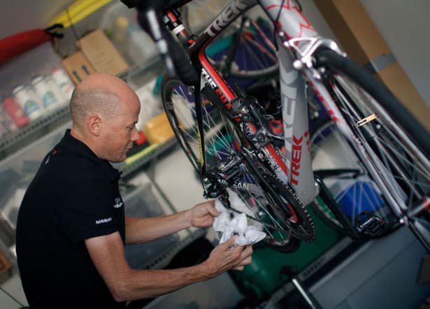 How To Clean A Road Bike