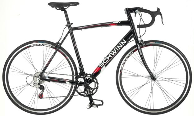 Schwinn 700C Phocus 1400 Drop Bar Road Bike Review