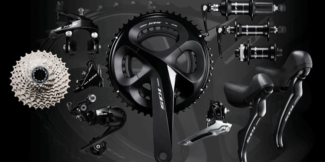 Shimano's New 2019 105 Road Components Go Disc, Broaden Gear Ranges, Refine Ergonomics