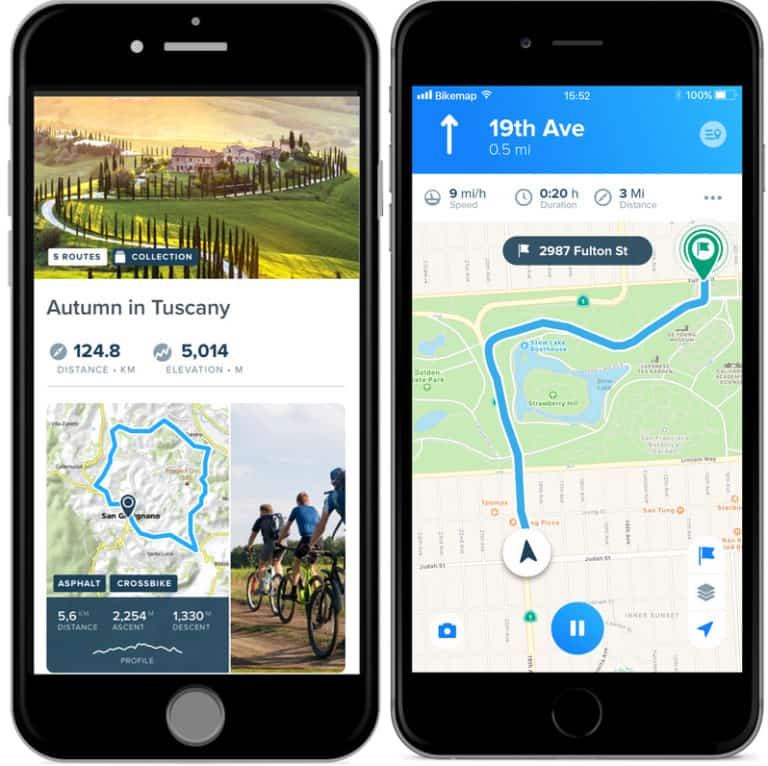 50% Discount on Premium Membership for Bikemap App