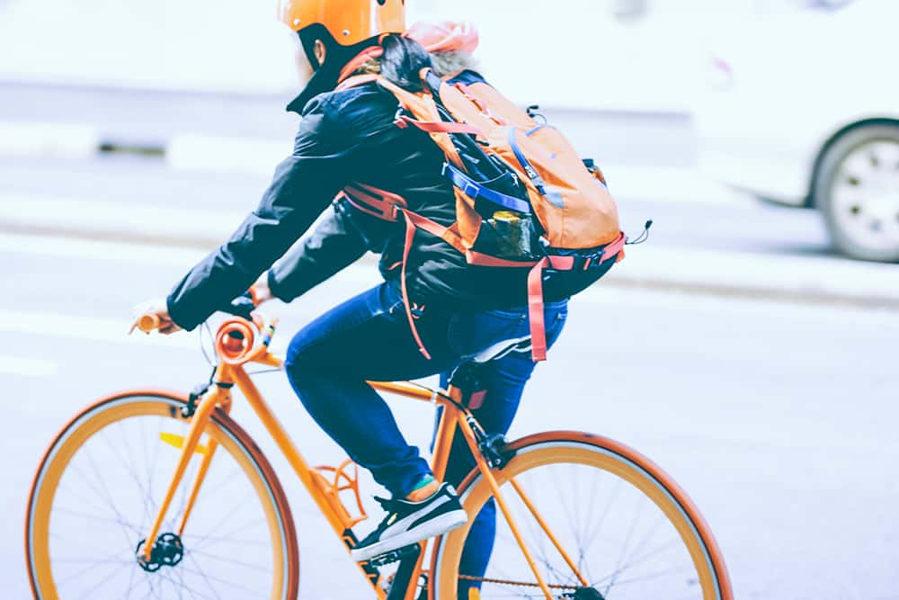 Where to ride your bike?