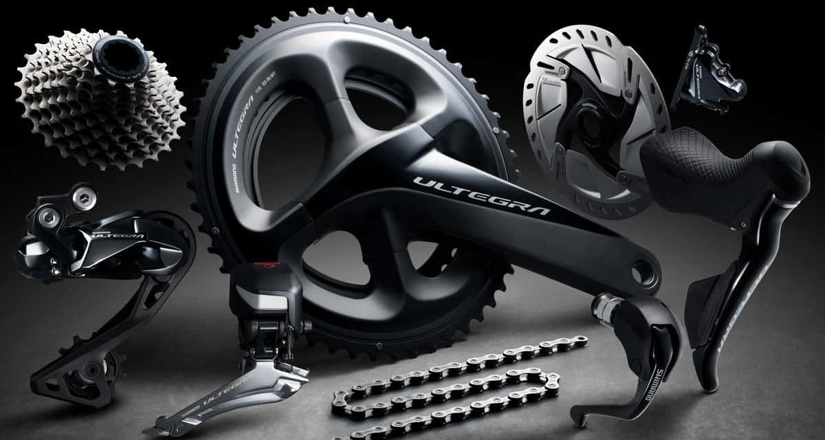 Shimano Ultegra R8000 – Race-proven features for a wide range of users
