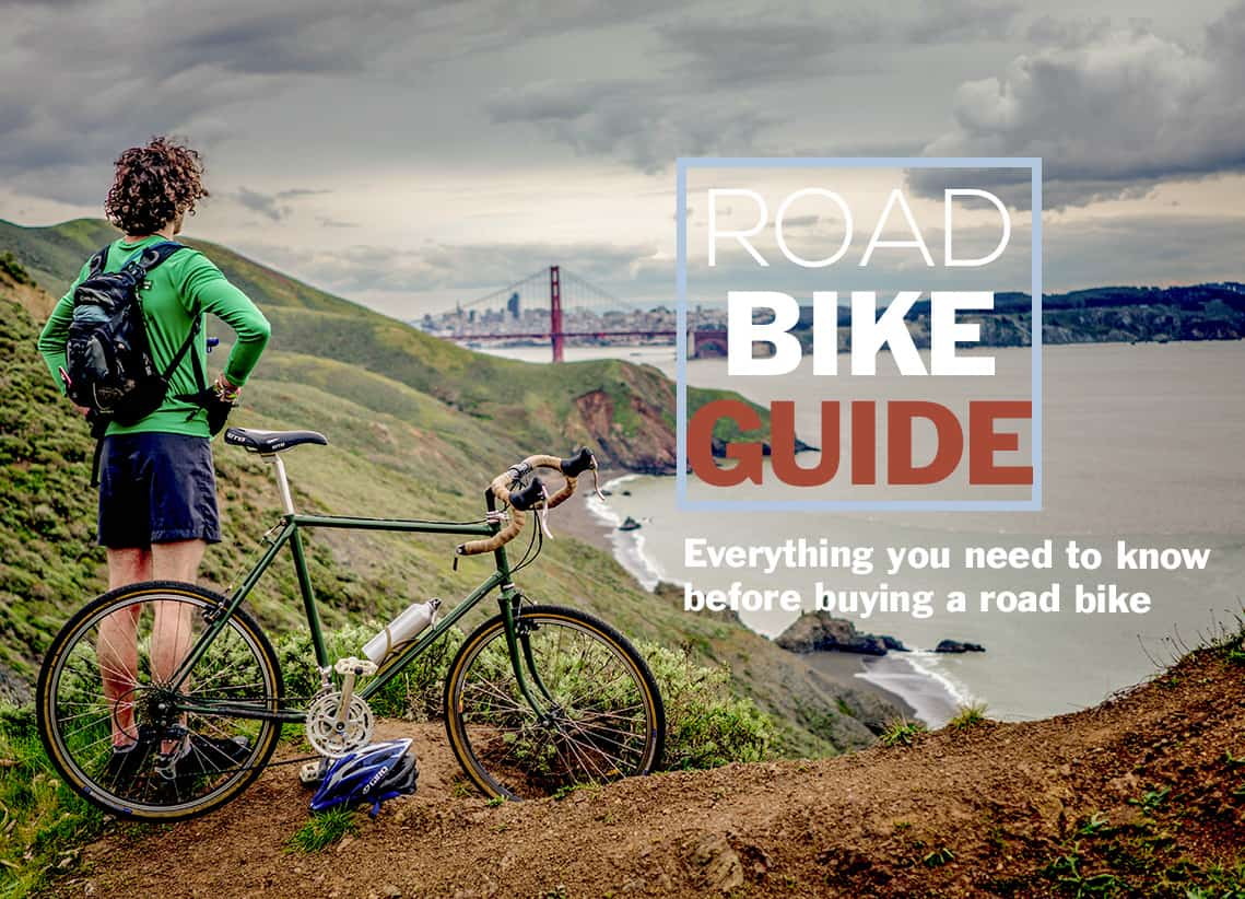 Everything you need to know before buying a road bike