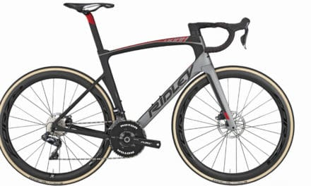 Something new from Belgium: 2019 Ridley Noah Fast