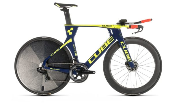 2019 Cube Aerium TT C:68 Time Trial Bike