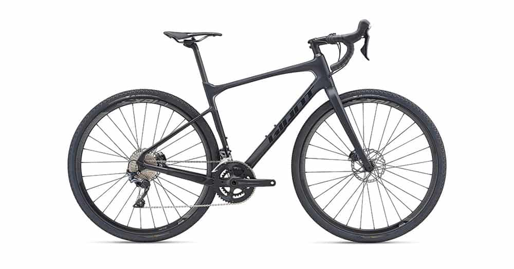 New for 2019 the Giant Revolt Advanced